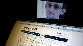 Keine Rückkehr in die USA: Whistleblower Snowden stellt sich Öffentlichkeit im Live-Chat