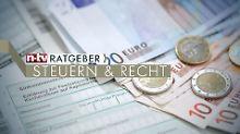 """Sendung vom 24.03.2015 (Wdh. 25.03.): """"Ratgeber Steuern & Recht"""""""