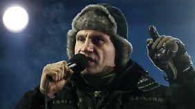 Verhandlungen nahezu ergebnislos: Aufstand in der Ukraine breitet sich aus