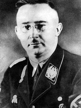 Himmler gab den Auftrag zum Aufbau des Instituts.