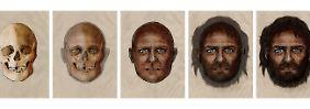 Dunkle Haut und blaue Augen: 7000 Jahren altes Genom entschlüsselt
