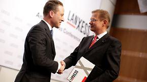 Überraschendes Stühlerücken: Neuer Lanxess-Chef gilt als Liebling der Anleger