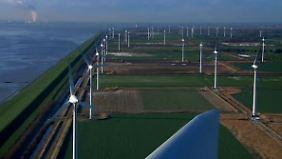 Grüne Trümmerlandschaft: Energiewende produziert immer mehr Verlierer