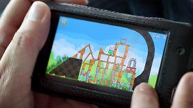 "Datenraub per App: NSA nutzt ""Angry Birds"""