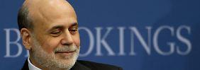 US-Notenbank zeigt sich unbeirrt: Fed bremst die Geldpressen erneut