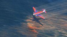 """Hoffnung im Golf von Mexiko: """"Static kill"""" stoppt das Öl"""