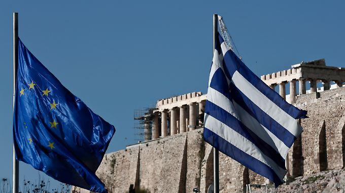 Restfinanzierungsbedarf: Berlin debattiert weitere Griechenlandhilfen.