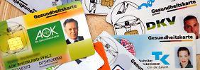 Zusatzbeiträge für alle kommen: Bundestag beschließt Kassenreform