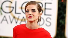 Bäm! Das sticht ins Auge: Erst vor wenigen Tagen präsentiert sich Emma Watson bei der Verleihung der Golden Globes als ein Traum in Rot.