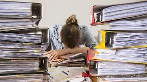 Auch mal abschalten: Stress im Büro ist oft hausgemacht