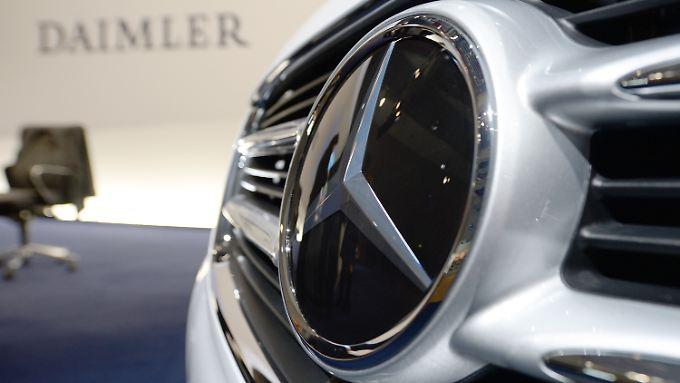 Imagewandel läuft gut an: Daimler fährt deutliche Gewinne ein