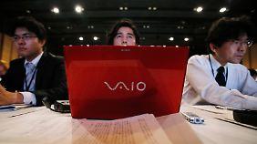 Mobile Konkurrenz verdrängt PCs: Sony trennt sich von seiner Computersparte
