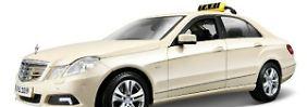 Taxi, Blaulicht, Bundeswehr: Autobauer setzen auf Spezialfahrzeuge