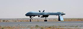 US-Drohnen im Anti-Terrorkampf: NSA liefert Daten zur Tötung von Zivilisten