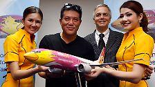 Die größte Luftfahrtmesse Asiens: Kampf um Kundschaft bei der Singapore Airshow