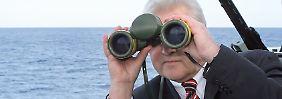 """Auch die USA und Großbritannien sollen einer """"Sockelbeobachtung"""" unterzogen werden."""