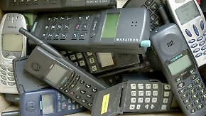Recyceln statt wegwerfen: Pfand für Mobiltelefone gefordert