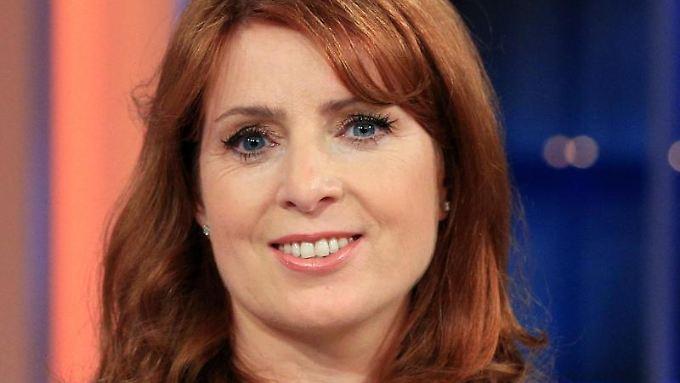 Monica Lierhaus arbeitet derzeit als Moderatorin bei Sky.