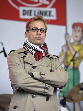 Stefan Liebich ist Obmann der Linksfraktion im Auswärtigen Ausschuss des Bundestags.
