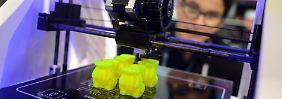 n-tv Ratgeber: 3D-Drucker auf dem Vormarsch