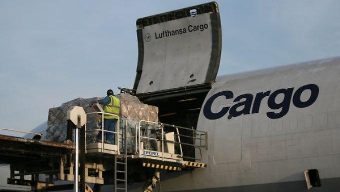 Erst zahlen, dann verladen - Ermittler gehen bei der Lufthansa-Tochter diesem Verdacht nach.