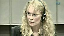 Erinnert sich ganz anders als Naomi Campbell: Mia Farrow.