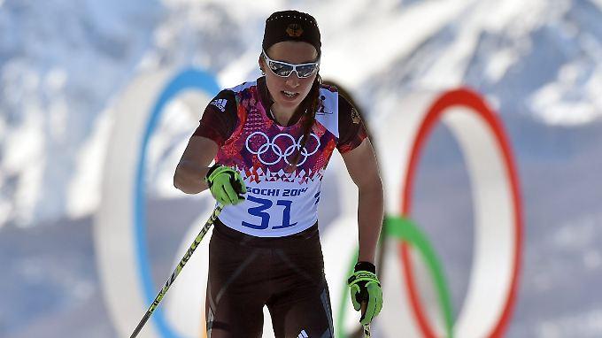 Platz sechs als riesiger Erfolg: Stefanie Böhler.