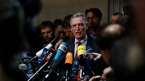 """""""Keine strafrechtliche Relevanz"""": BKA-Präsident entlastet Oppermann"""