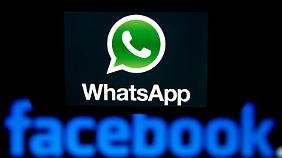 Nach Übernahme durch Facebook: Datenschützer warnen WhatsApp-Nutzer