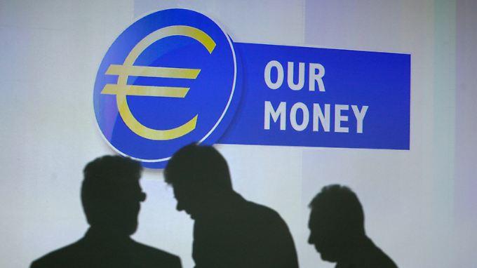 Die Euro-Zentralbanken dürfen sich über fast eineinhalb Milliarden Euro von der EZB freuen.