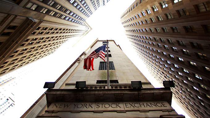 Hoch hinaus geht es an der Wall Street derzeit nicht.