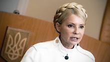 """Dem Bastard in den Kopf schießen"": Telefonat bringt Timoschenko in Bedrängnis"