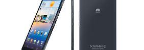 MediaPad X1 7.0 ist leichter und schlanker: Huawei greift das iPad mini an