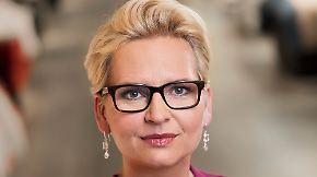 Neue Chefin, neues Konzept: Eva-Lotta Sjöstedt will Karstadt retten