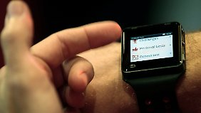 "Handy-Messe in Barcelona: ""Wearables"" liegen im Trend"
