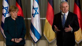 Kritik am Siedlungsbau bleibt: Bundesregierung einigt sich mit Israel
