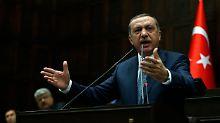Telefon-Mitschnitt soll Korruption belegen: Erdogan hortet angeblich Millionen