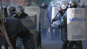 Bilder, die sich einbrennen: US-Fotograf dokumentiert Gewalt auf dem Maidan