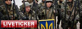 Kampf um die Krim: +++ Die Ereignisse vom 3. März +++