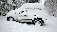 Harter Winter kühlt US-Automarkt ab: VW bleibt im Schnee stecken