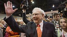 Mehrere Milliarden Dollar: Warren Buffett plante Einstieg bei Uber