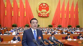 Reformen für die Wirtschaft: China erhöht Rüstungsausgaben drastisch
