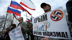 Diplomatisches Tauziehen um Krim: EU-Gipfel berät über mögliche Sanktionen gegen Russland