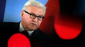 Deutschlands oberster Diplomat hat seinem Unverständnis über die russische Politik Luft gemacht.
