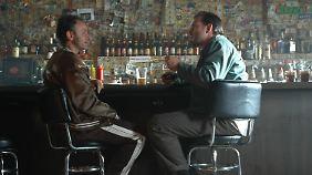 """Matt Dillon (r.) übernahm die Hauptrolle in der Verfilmung von """"Factotum""""."""