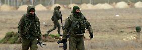 Der stille Vormarsch der Militärs: Russische Soldaten infiltrieren Ukraine