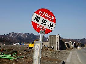 Noch immer schlägt sich Japan mit den Auswirkungen des schweren Erdbebens vom März 2011 herum.