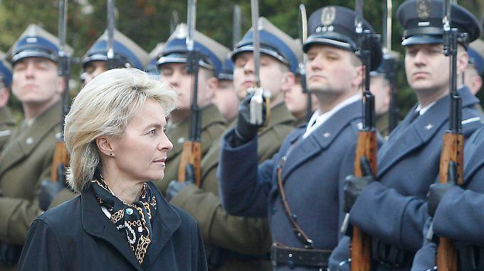 Karrierefrau und Verteidigungsministerin Ursula von der Leyen ist für den politischen Betrieb nicht repräsentativ.