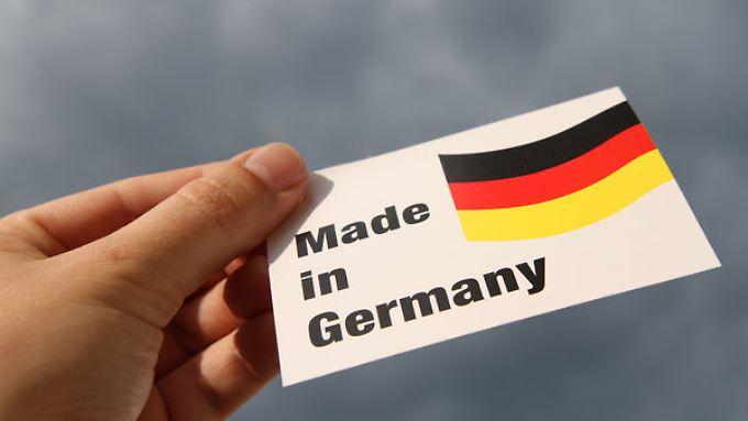 Im Ausland gefragt: Deutsche Firmen beginnen das neue Jahr überraschend stabil.
