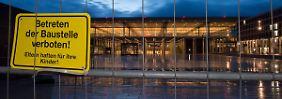 Bundestag wendet Pleite ab: Flughafen BER bekommt Millionenspritze